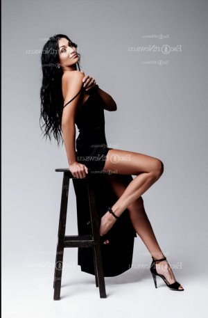 Anne-justine escort girls