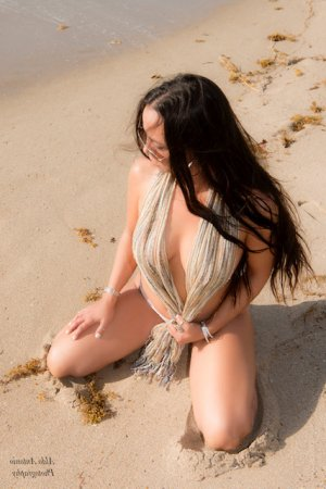 Brihanna escort girl in Great Neck NY, nuru massage